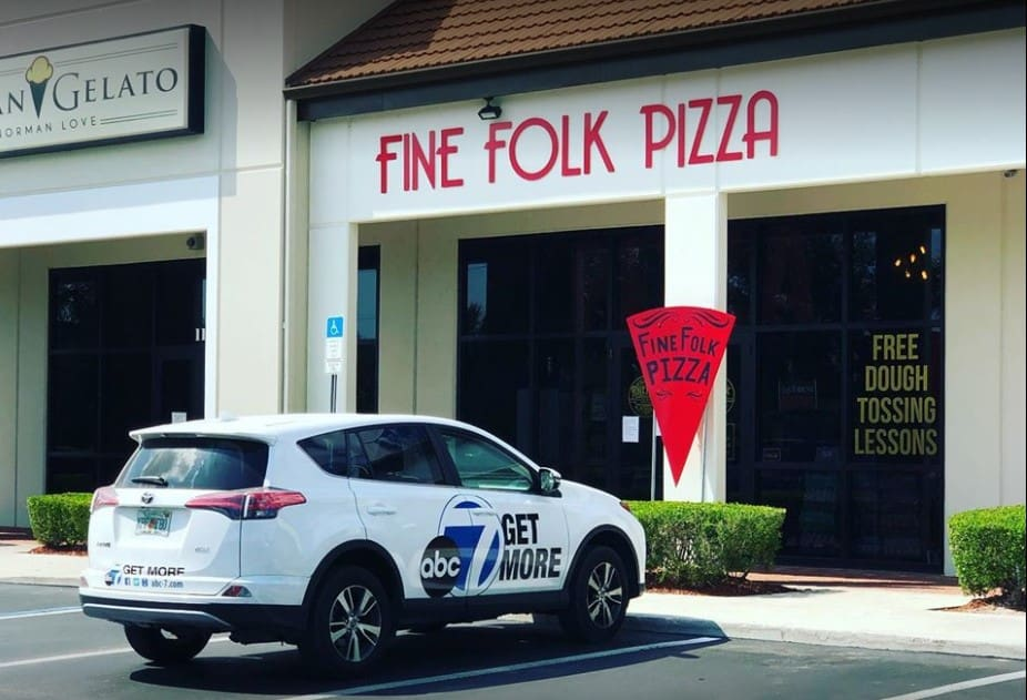 Fine Folk Pizzas