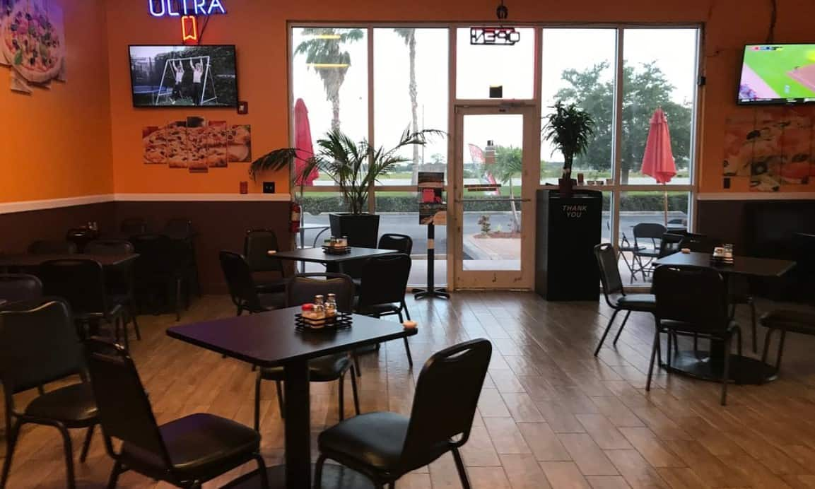 Friend's Pizza Fort Meyers