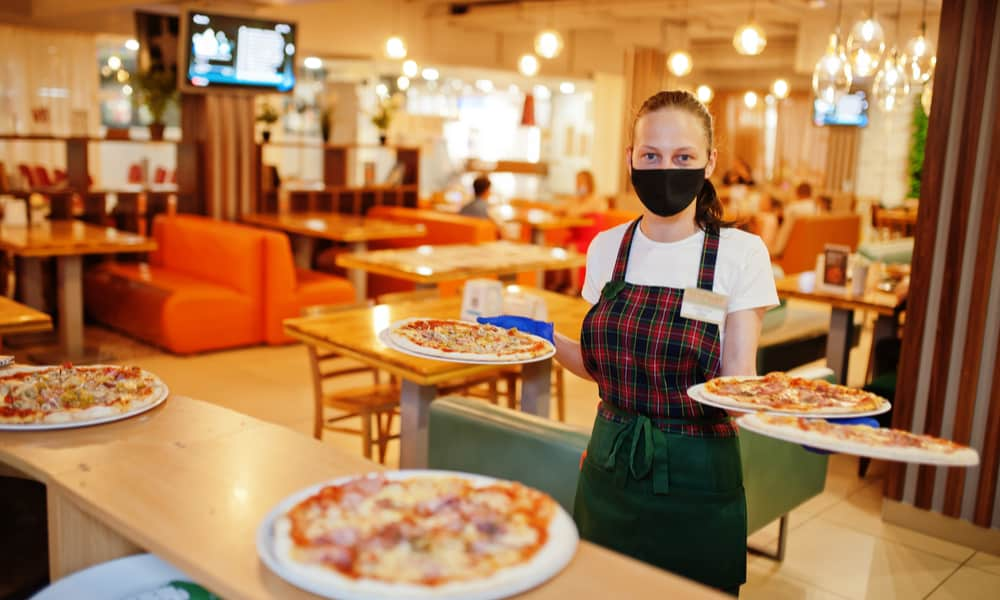 Get a Job at a Pizza Outlet