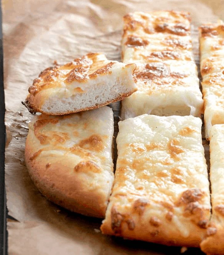 Gluten-free Pizza Breadsticks