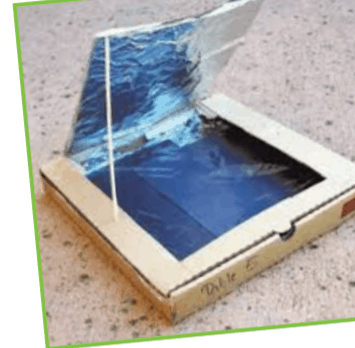 HOW TO BUILD A PIZZA BOX SOLAR OVEN