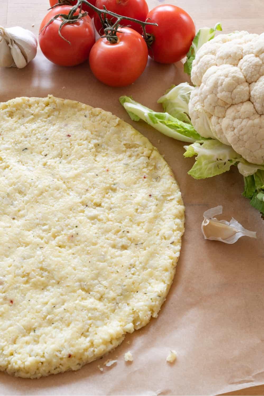 Health Benefits of Cauliflower Pizza