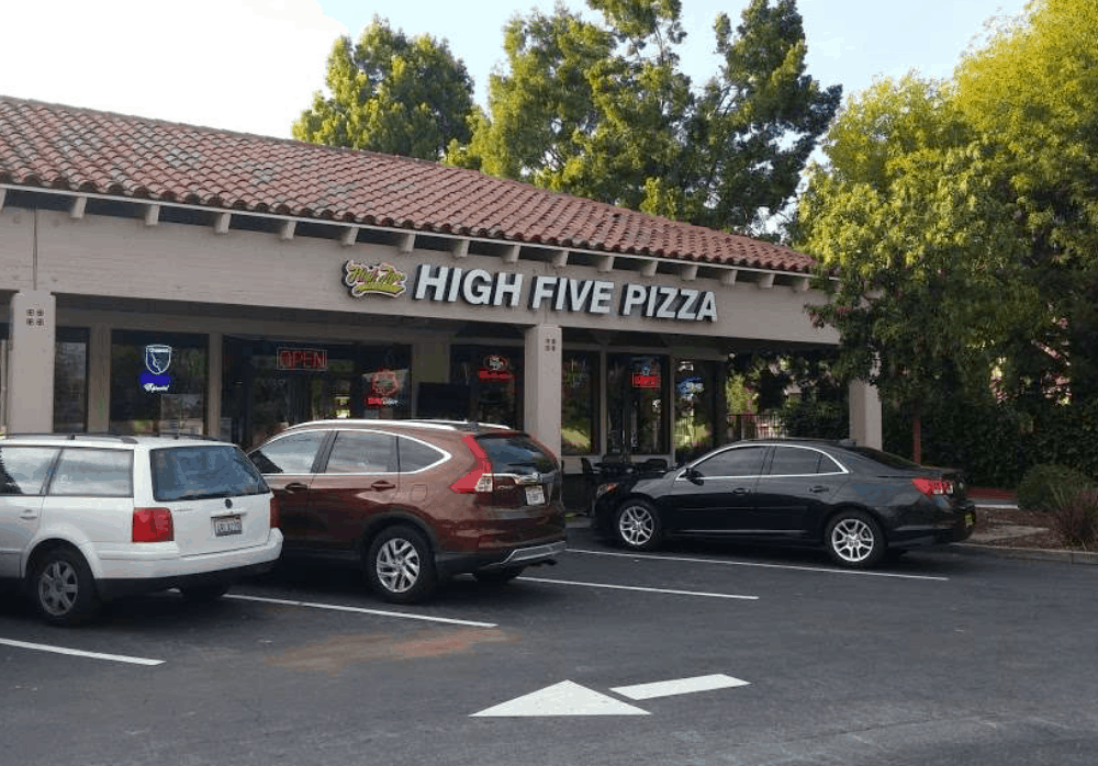 High Five Pizza