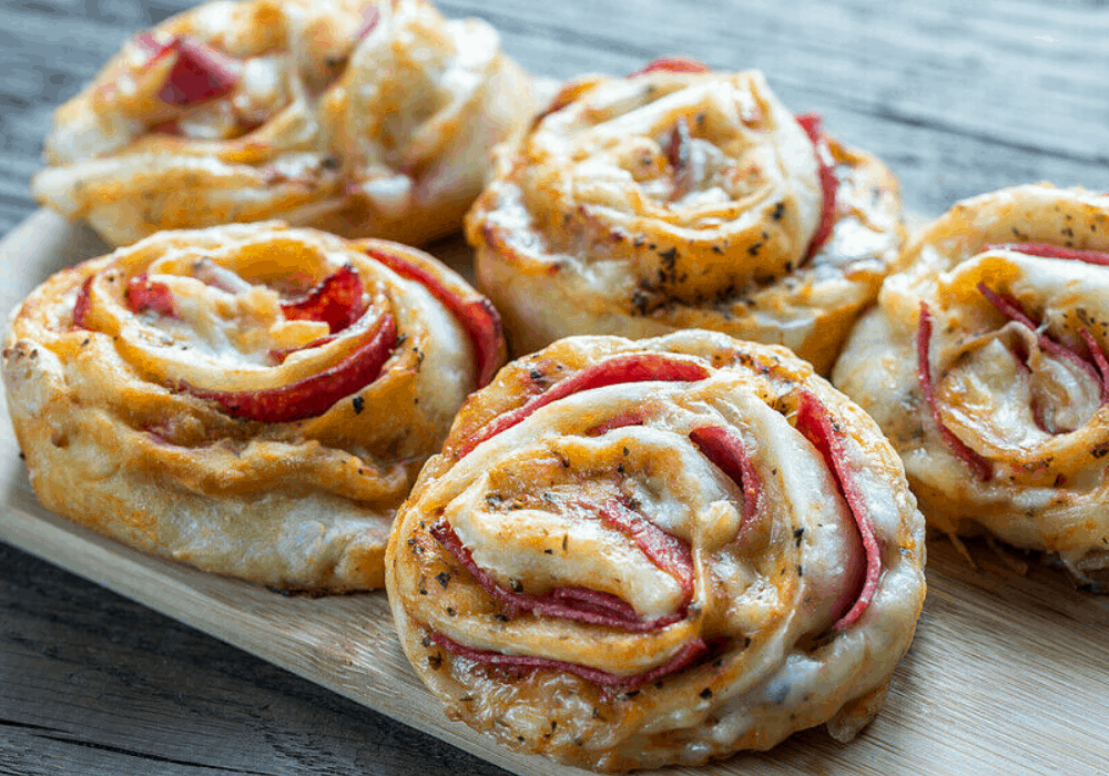 Homemade Pizza Rolls – Cookingprofessionally.com