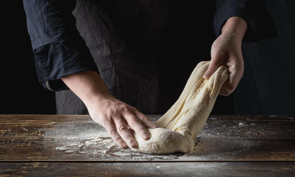 How Do You Handle Sticky Pizza Dough