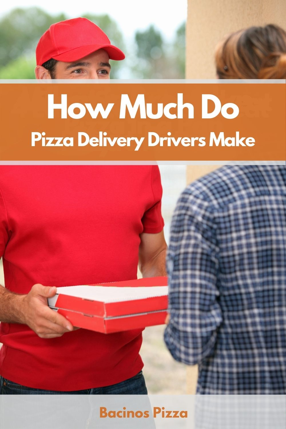 How Much Do Pizza Delivery Drivers Make pin