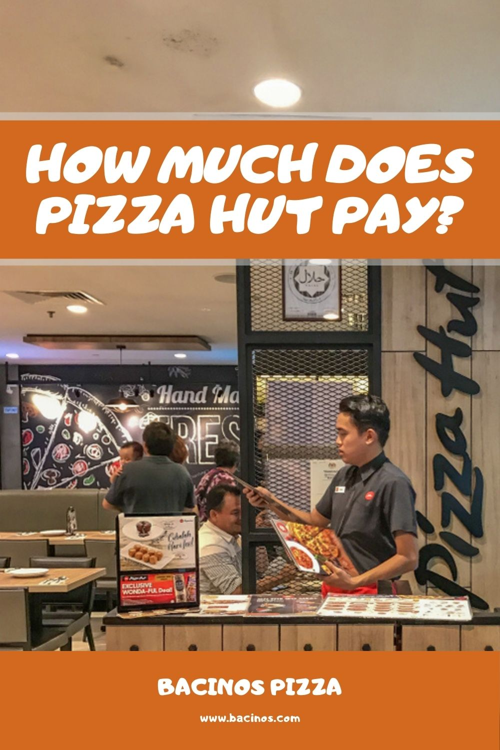 How Much Does Pizza Hut Pay (Salaries by Job Positions) 1