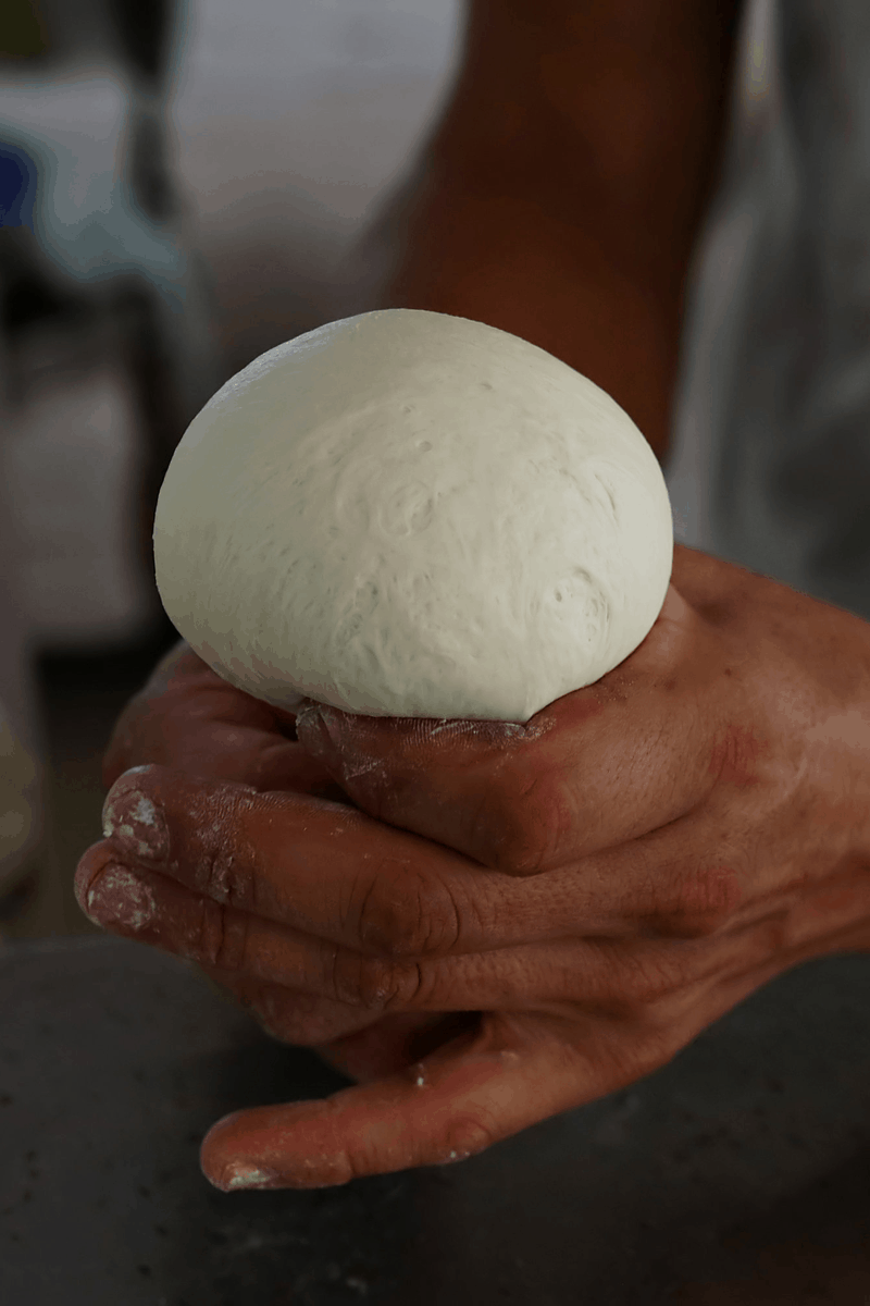 How Sticky Should Your Pizza Dough Be