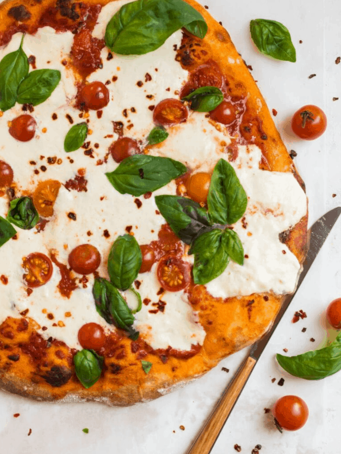 How to Make Perfect Burrata Pizza at Home – Wellplated.com