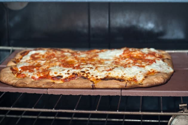 How to Make a 3 Dollar Pizza Stone