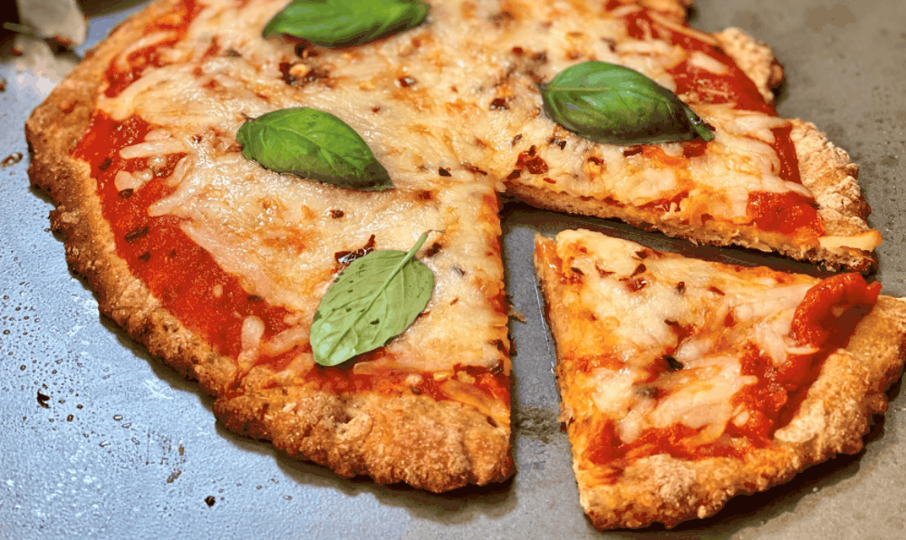 Joy Bauer's Personal Cheese Pizza Recipe – Today.com