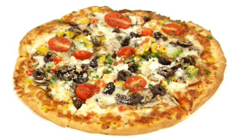 Low Cal Pizza