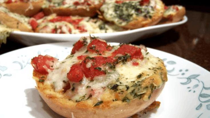 Luke's Pizza Bagels Recipe