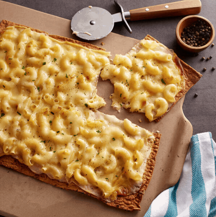 Mac 'N Cheese Pizza Recipe – Land O'Lakes