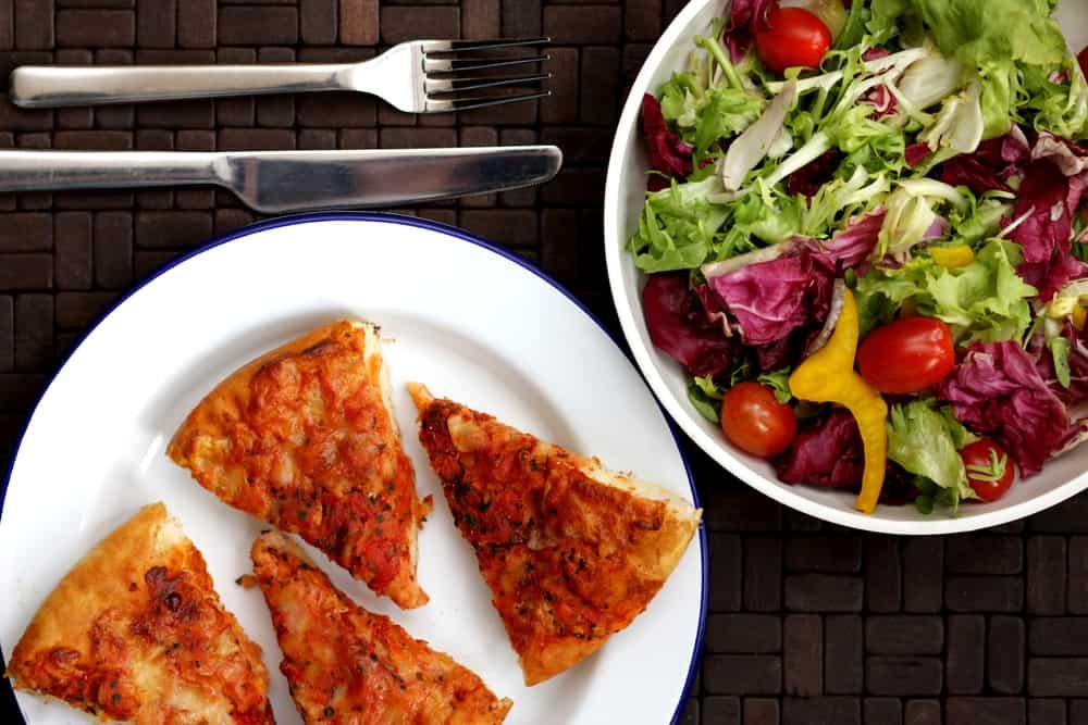 Make or order a salad too