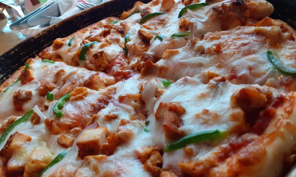 Memphis BBQ Chicken Pizza