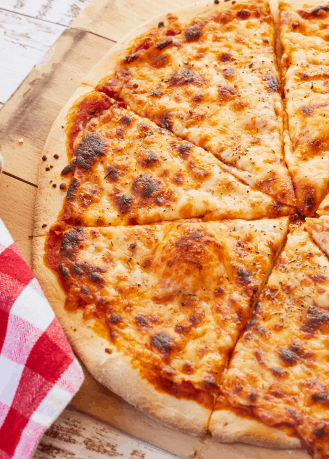 New York Style Pizza