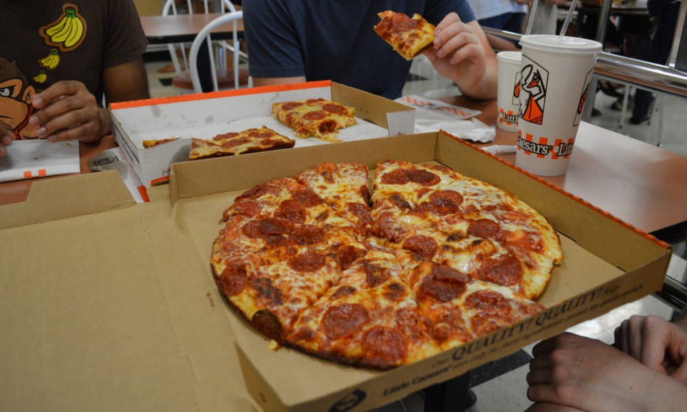 Nutrition Guide for the Little Caesars Menu