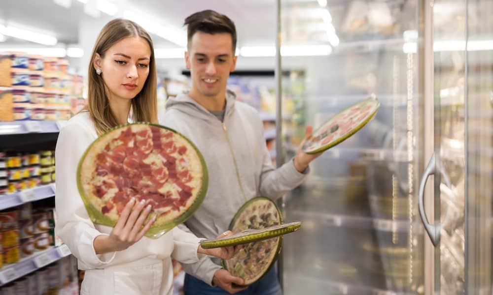 Nutrition of Costco Frozen Pizzas