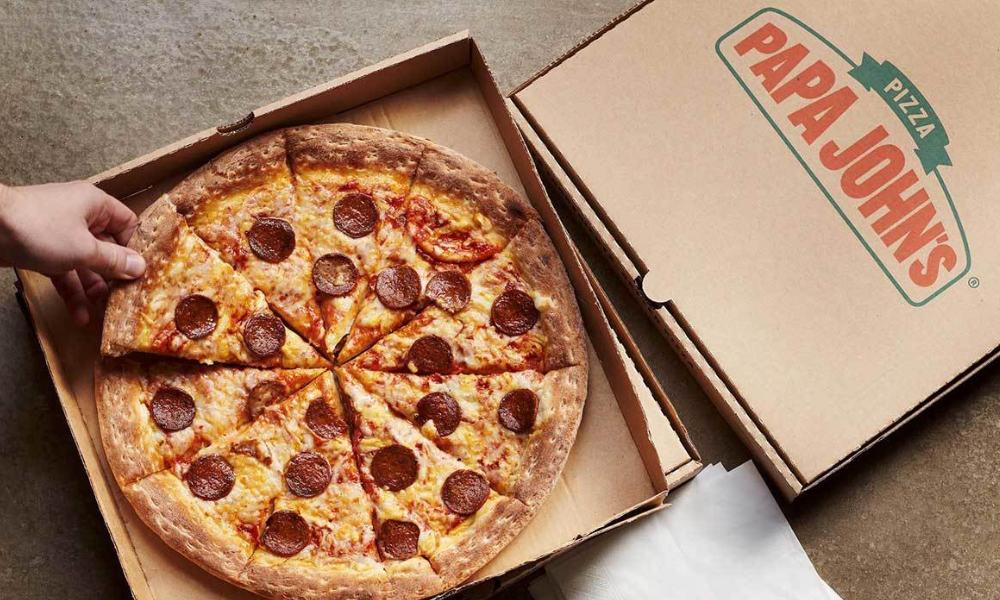 Papa John's Pizza Calories & Nutrition