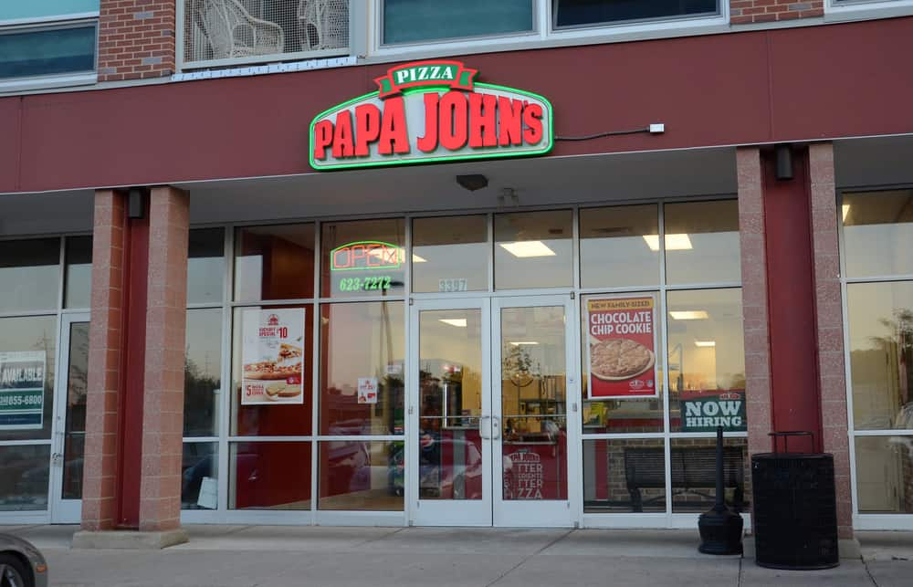 Papa John's Pizza Size & Price How Many Pizzas Do I Order