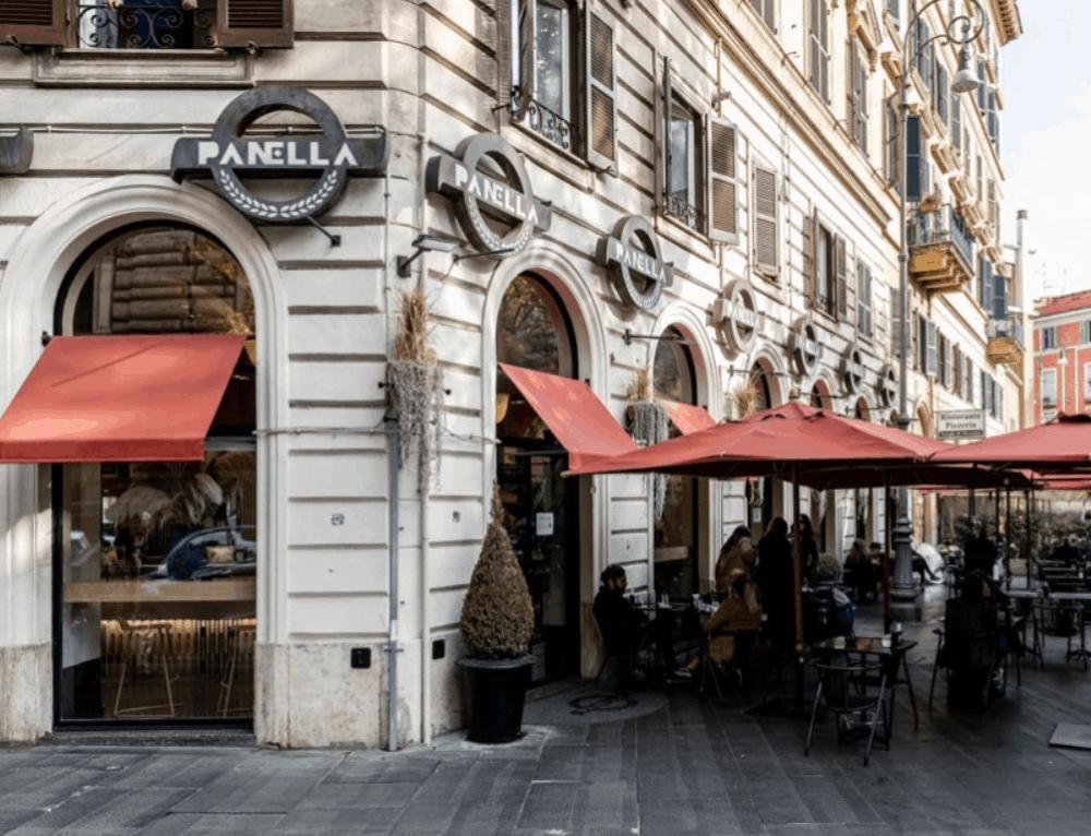 Pasticceria Panificio Panella Roma