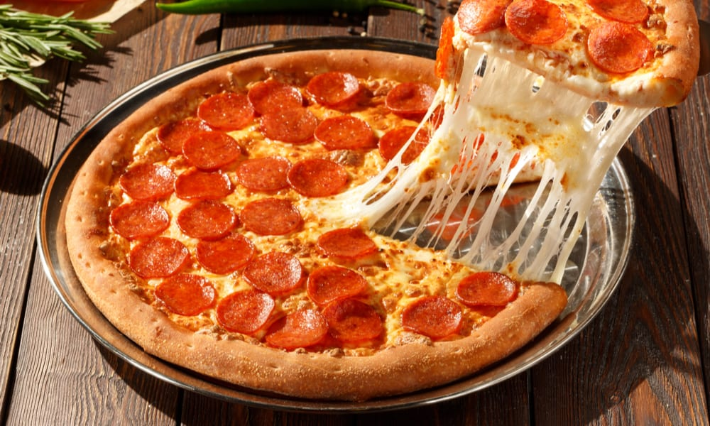 Pepperoni Pizza Slice Nutritional Facts