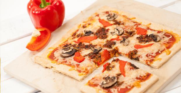 Personal Pizza Dough Recipe – Blendtec
