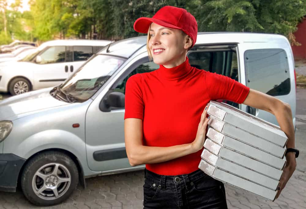 Pizza Delivery Drivers' Salary Variation by State