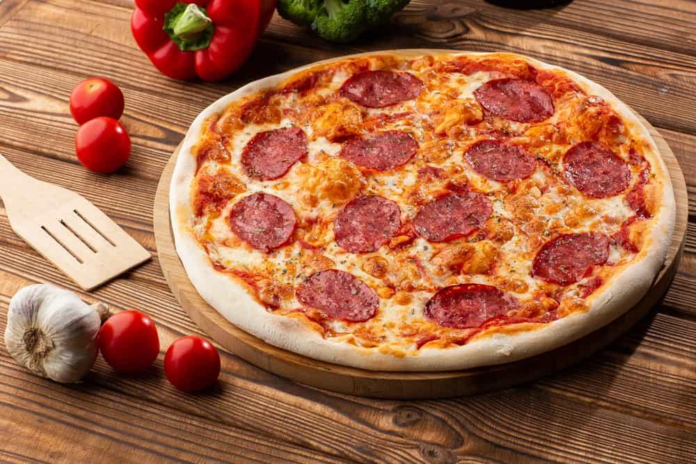 Pizza Macronutrients by Daily Value (%DV)