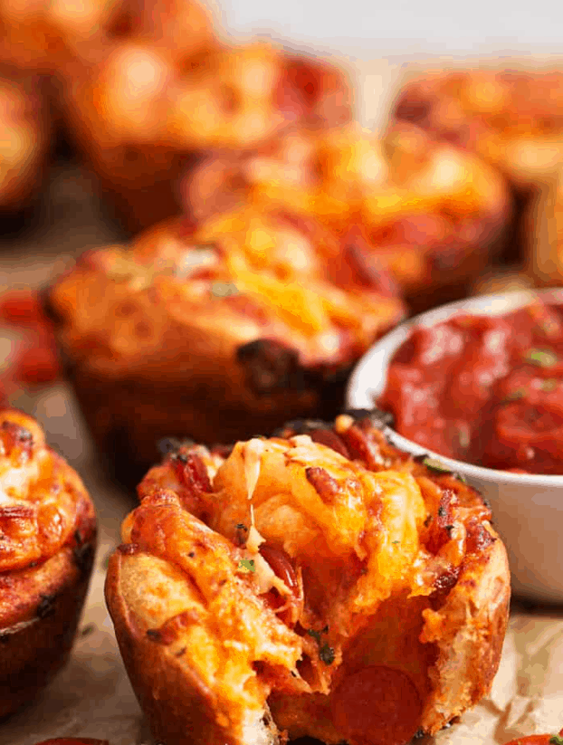 Pizza Rolls (Easy to Make) – Spend With Pennies