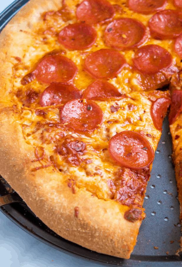 Quennslee Appetit Stuffed Crust Pizza
