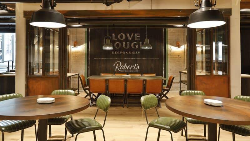 Robert's Pizza and Dough Company