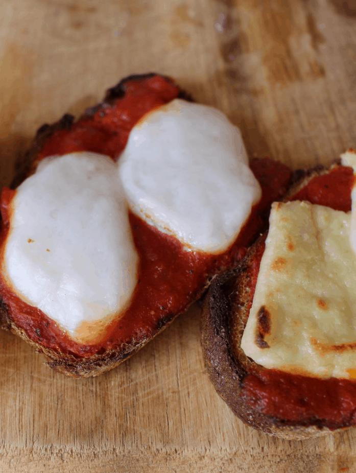 Sarah's Vegan Kitchen Homemade Vegan Mozzarella 3 Ways