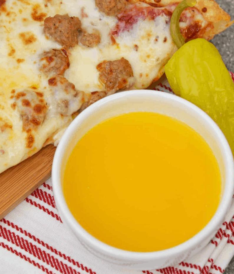 Savory Experiments Garlic Butter Sauce