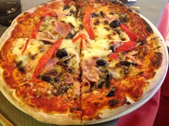Siracuse pizza