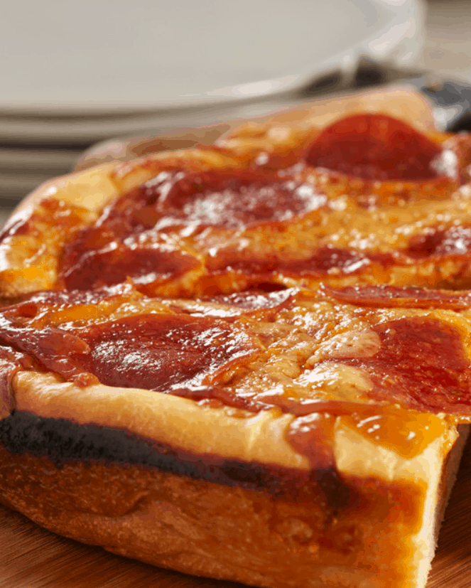 Slow-Cooker Pepperoni Pizza – Kraft Canada Cooking