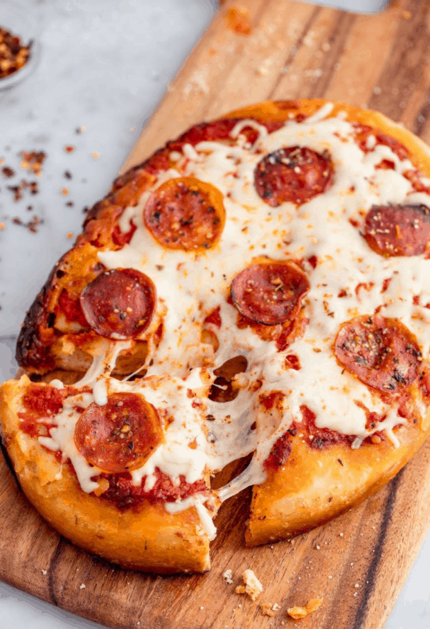 Slow Cooker Pizza from Delish