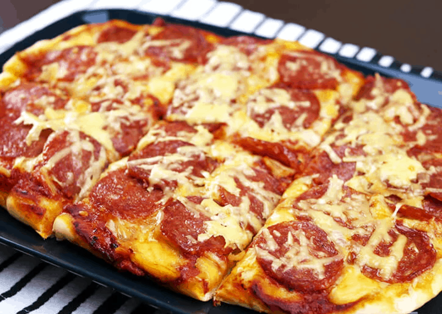 Slow Cooker Pizza from Slow Cooking Perfected