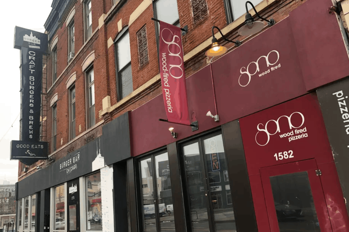Sono Wood Fired Chicago