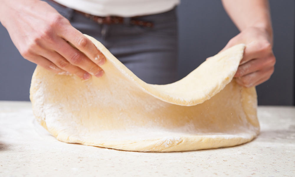 Stretch Out the Dough