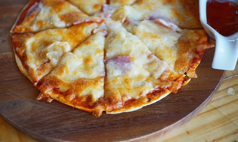 Subway Pizzas Calories & Nutrition Facts