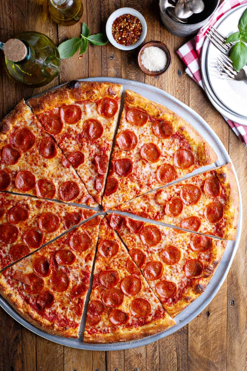 Telling the difference between old world and American style pepperoni