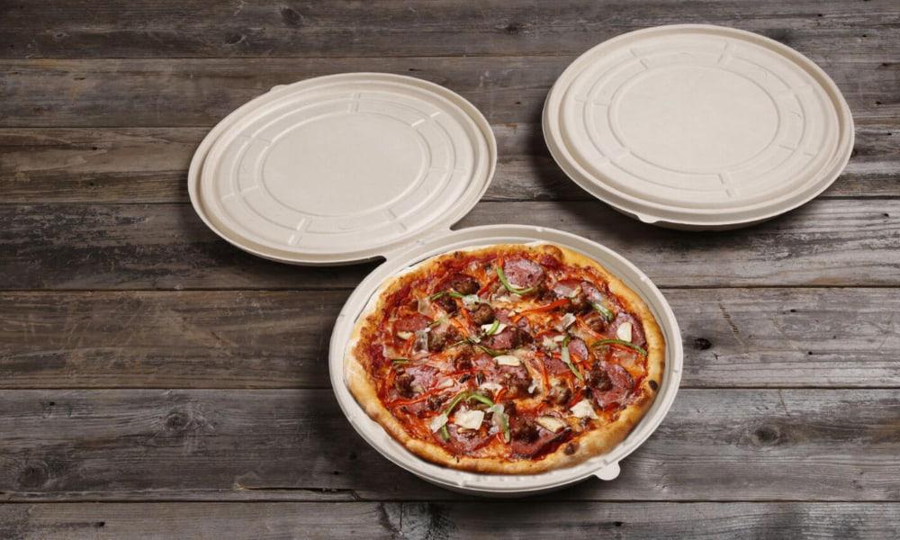 The pizza box of the future