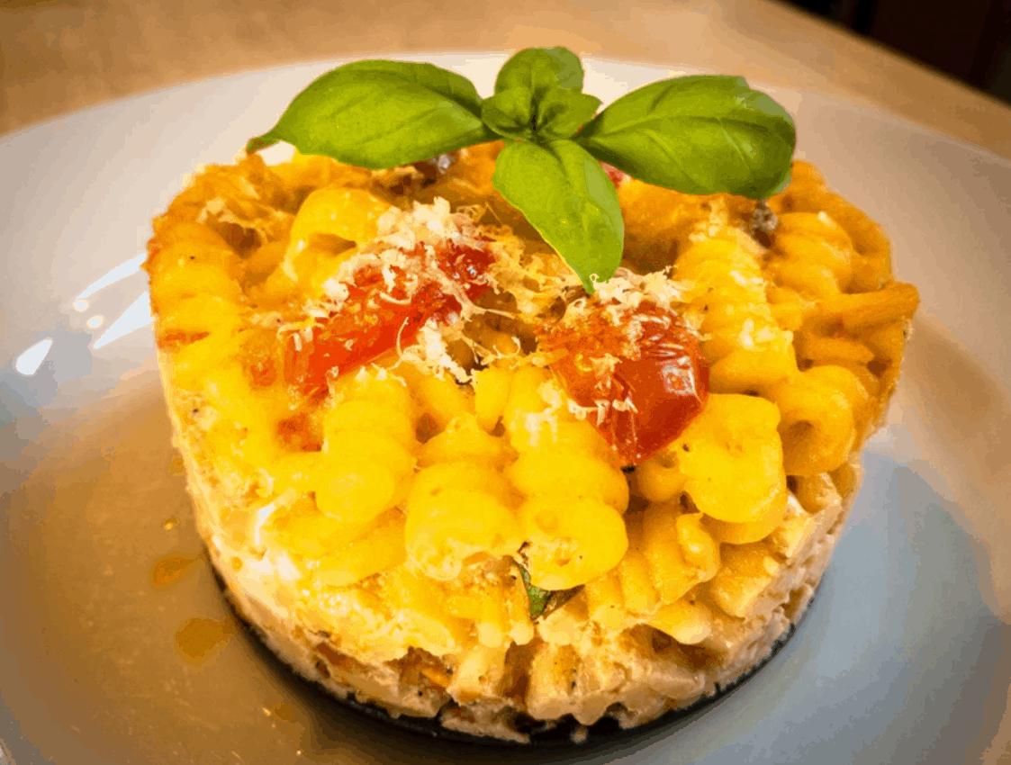 Three Leftover Pasta Options