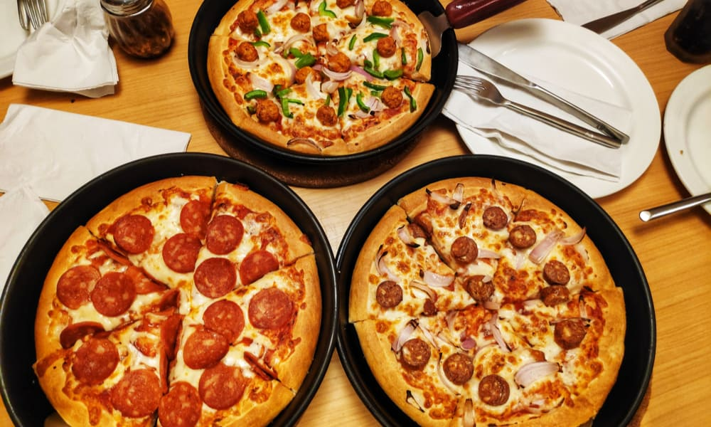 Top 10 Most Expensive Pizzas In the World