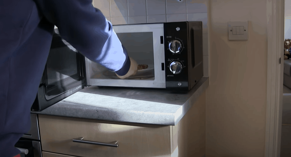 Using a Microwave