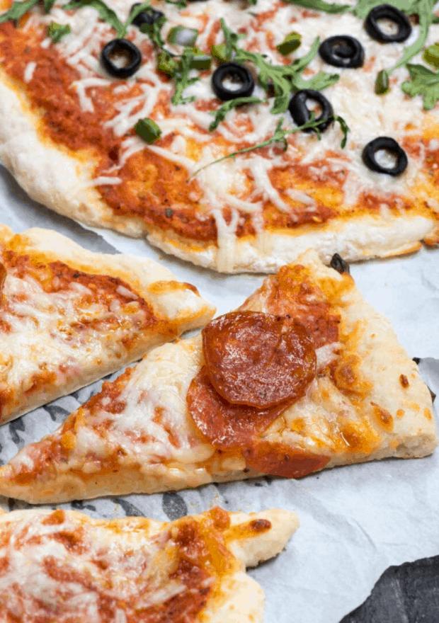 Weight Watchers Pizza Dough