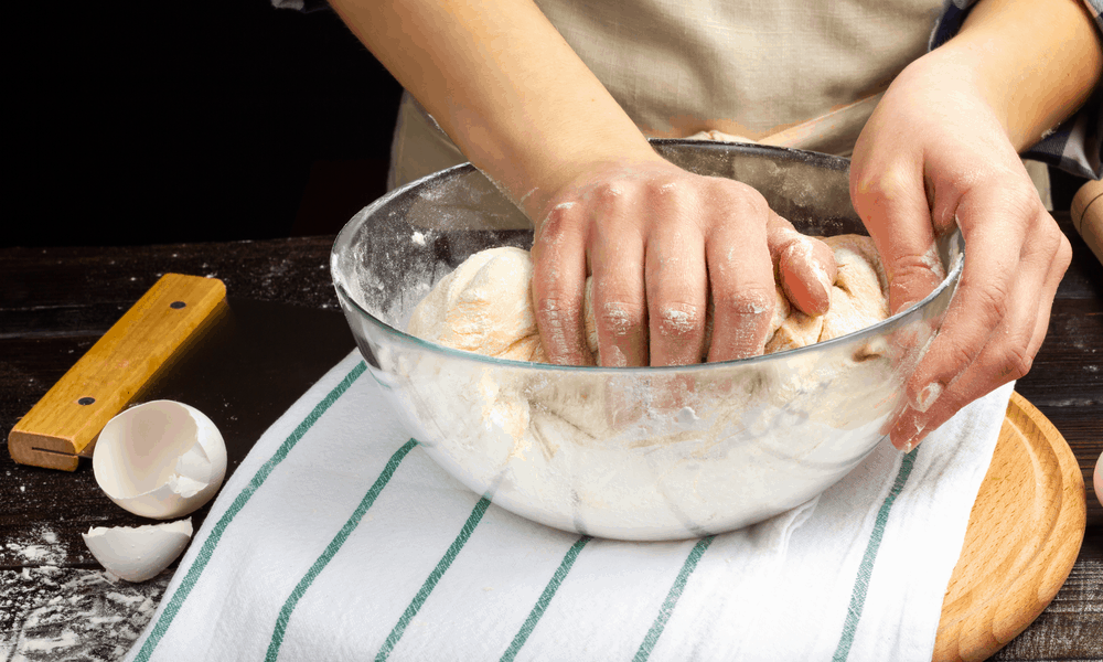 What To Do When the Pizza Dough Is too Sticky