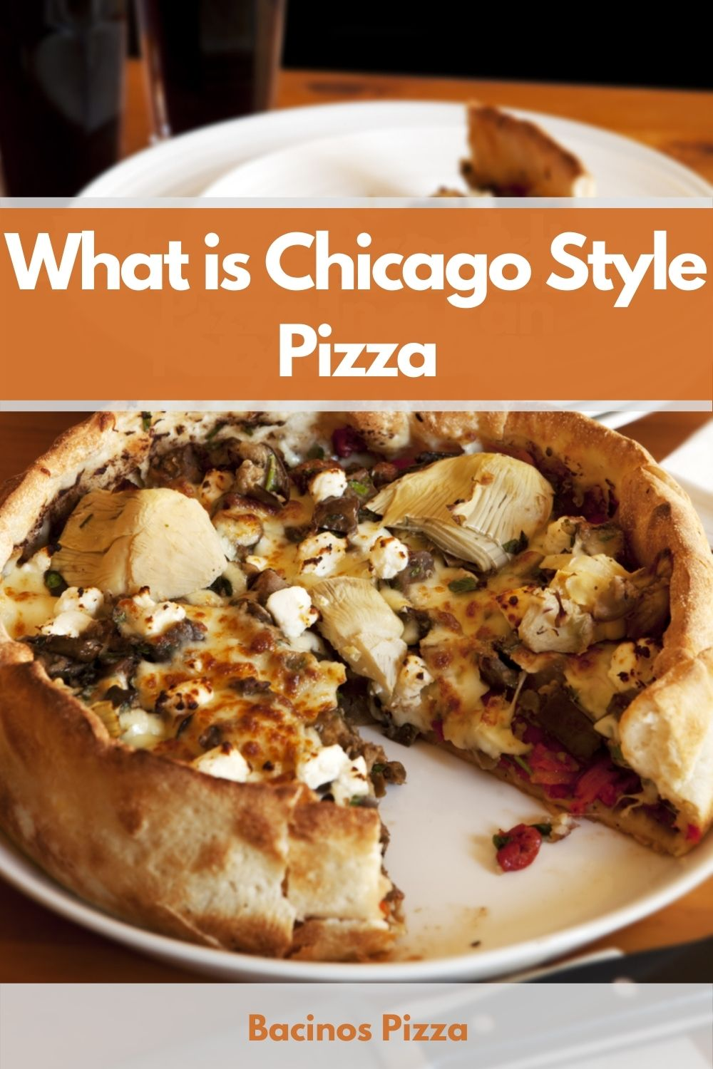 What is Chicago Style Pizza pin